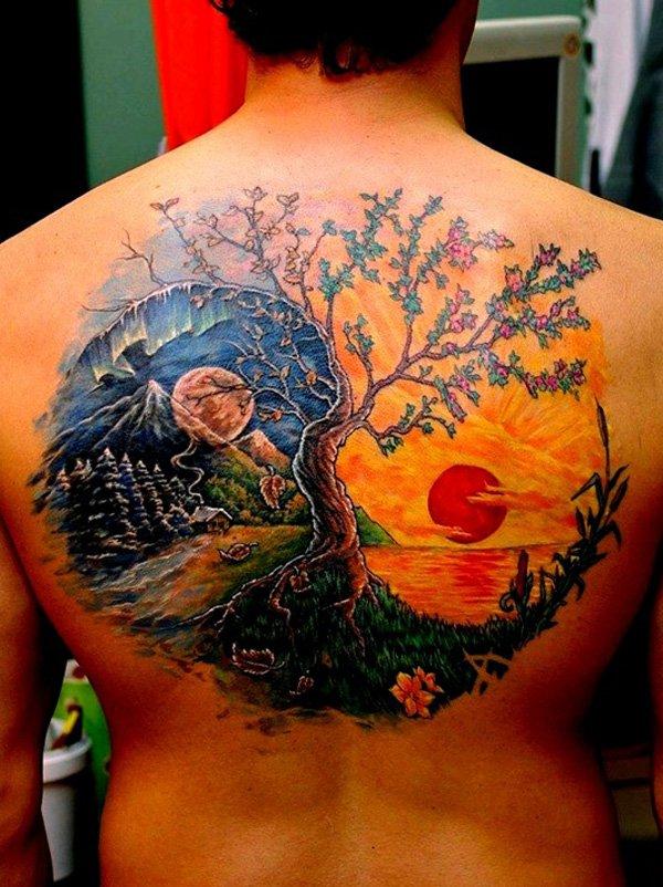 full-back-yin-yang-tattoo