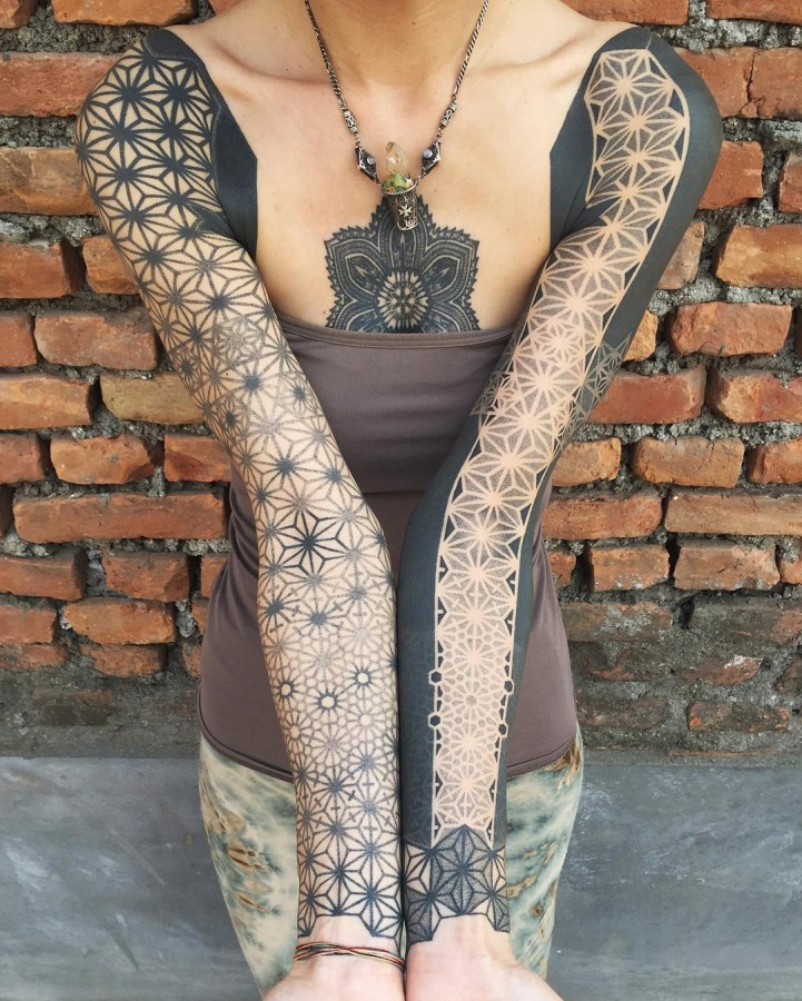 full-sleeve-geometric-tattoos-by-kenji-alucky