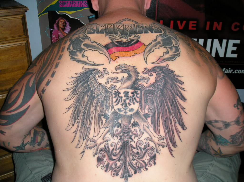 Traditional German Tattoos – images free download