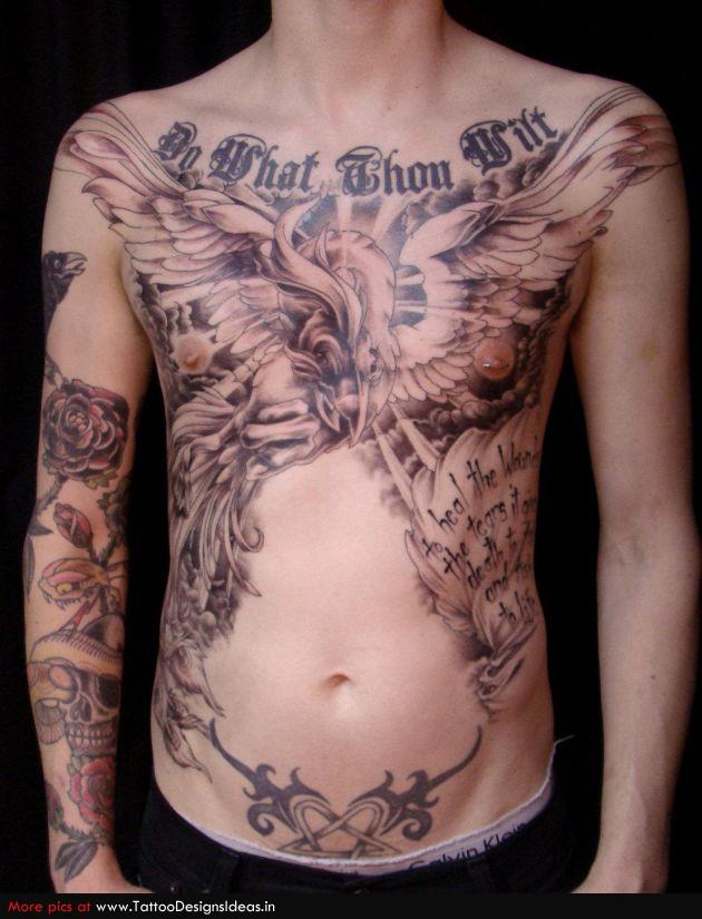 Tatto Design Of Sugar Skull Tattoos Lettering