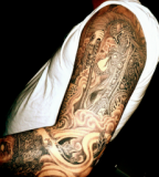 Awesome Greek Tattoo Picture Ideas On The Arm