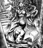 Medusa Tattoo Design Ideas