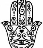 The Evil Eye Hamsa Hand Tattoo