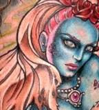 Fancy Tattoo Art by Hannah Aitchison