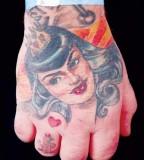 Splendid Hannah Aitchison Tattoo Pictures