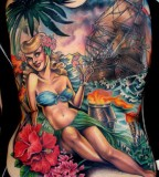 Classy Tattoo By Hannah Aitchison