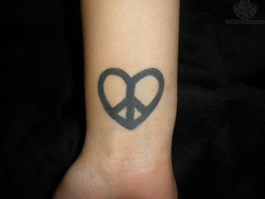 peace symbol tattoos tumblr wwwpixsharkcom images