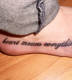 Exciting Tattoo Quotes For Girls