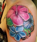 Meaning Hibiscus Flower Tattoo