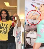 Katy Perry And Russell Brand Tattoo
