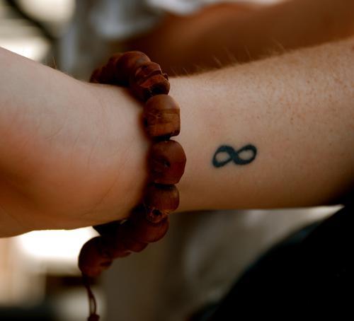 Stunning Infinity Wrist Tattoo Design For Girls Tattoomagz