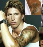 Sergio Ramos Tattoo Design