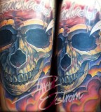 Skull Evil Tattoos Amp Art