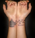 Phenomenal Wrist Tattoos