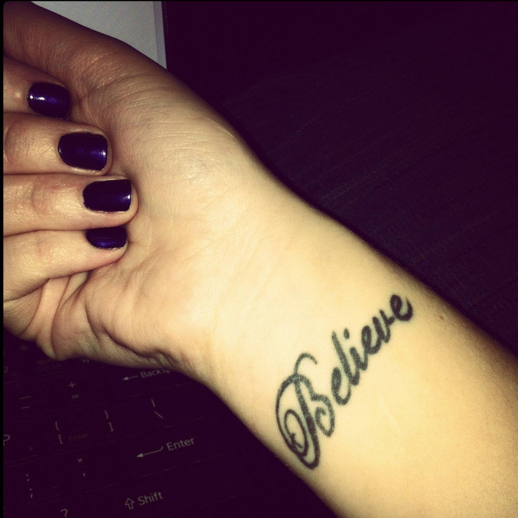 Inner Wrist Tattoos Pictures The Worst Place To Get A