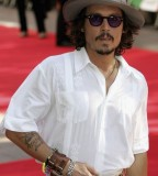 Johnny Depp Hand Tattoos Styles