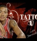 Derrick Rose Tattoo Design Inspiration