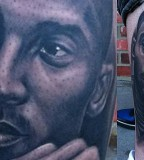Crazy Kobe Bryant Tattoo