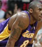 Splendid Kobe Bryant Tattoos  Pictures