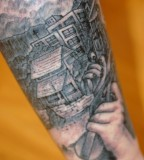 Urban Guns Tattoo Designs - Urban Tattoos