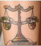 Libra Tattoos Zodiac Sign Meaning Free Download Tattoo 35799