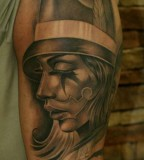 Jose Lopez Lowrider Tattoo  Check Him Out