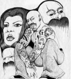 Raymond Vigil Man With Tattoo Photo 2