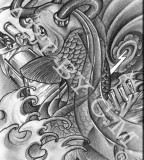 Tattoo And Lowrider Art Infusion