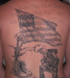 USMC Military Tattoos Designs