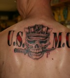 Usmc Tattoo By Icantccolors On Deviantart