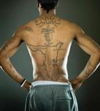 Back Marquis Daniels Tattoos