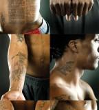 All Marquis Daniels  Tattoos