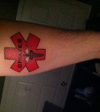 Bungie Off Topic The Flood Medic Alert Tattoo I Got It