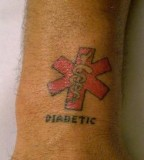 Business Of Life Medical Alert Tattoo