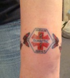 Medic Alert Tattoo Ink Expansion Design