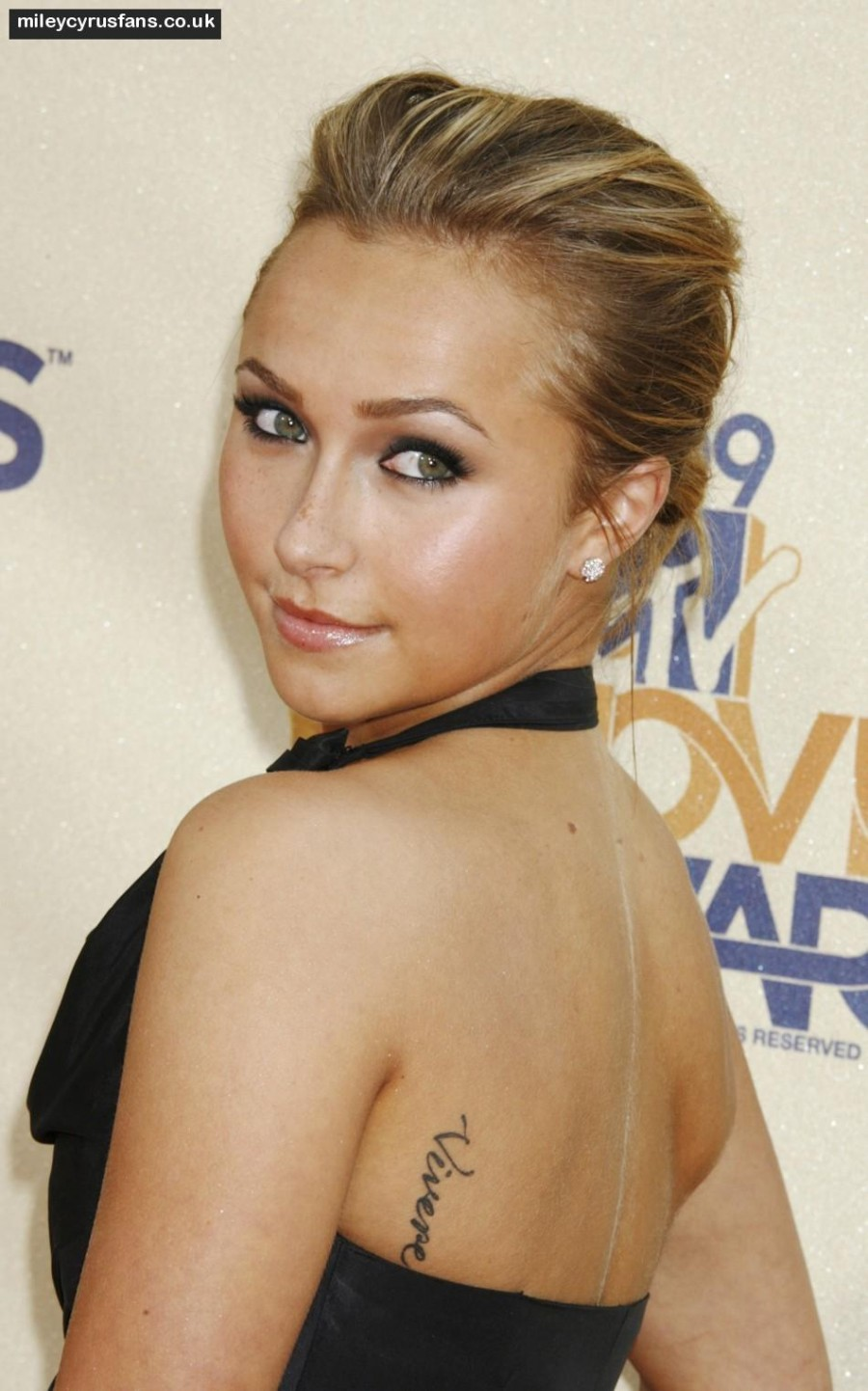 Fashion week Cyrus Miley tattoos pictures for woman