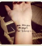15 Cool Tattoo Ideas mother quotes