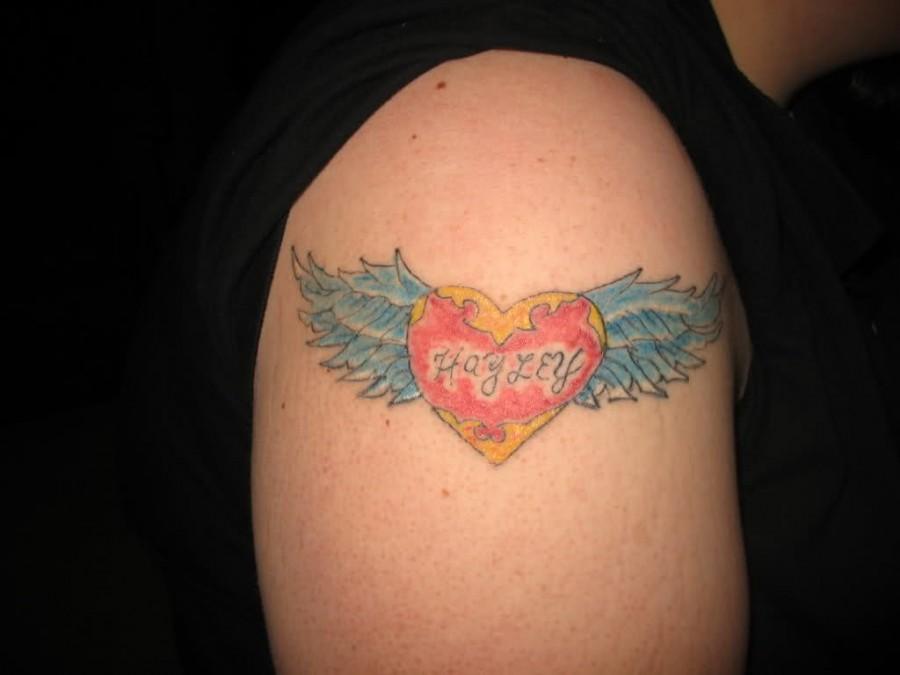 Essential Baby Kids Name Tattoo Design Tattoomagz