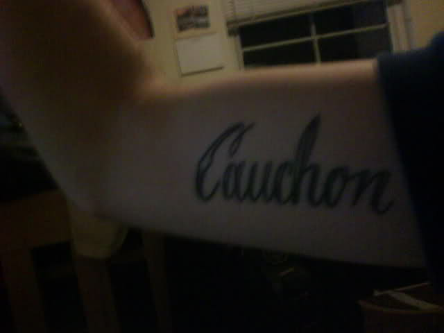 Simple Name Tattoo Designs For Men