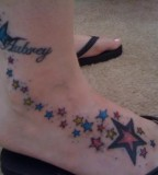 Remembrance Star Tattoos