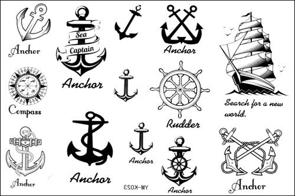 New Design New Release Temporary Tattoo Waterproof Tattoomagz