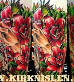 Tattoos By Kirk Edward Nilsen Ii Tattoo Picture