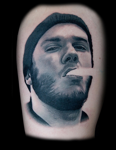 Flickriver sean cushnies photos tagged with tattoo for Phil anselmo tattoos