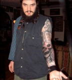 Phil Anselmo Pantera Tattoos