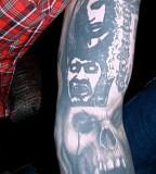 Prick Magazine Down Tattoos