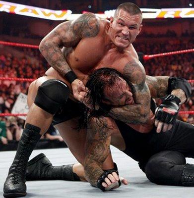Randy Orton Skull Tattoo Sleeve