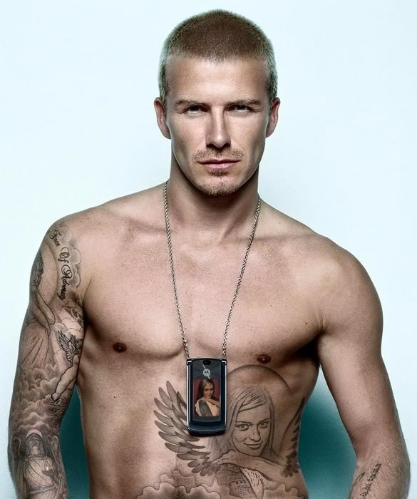 Beckham Tattoo Edited On Rib