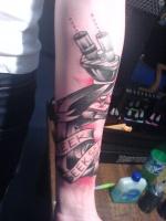 cool rob dyrdek relentless tatto extreme tattoomagz ForRob Dyrdek Tattoo Relentless