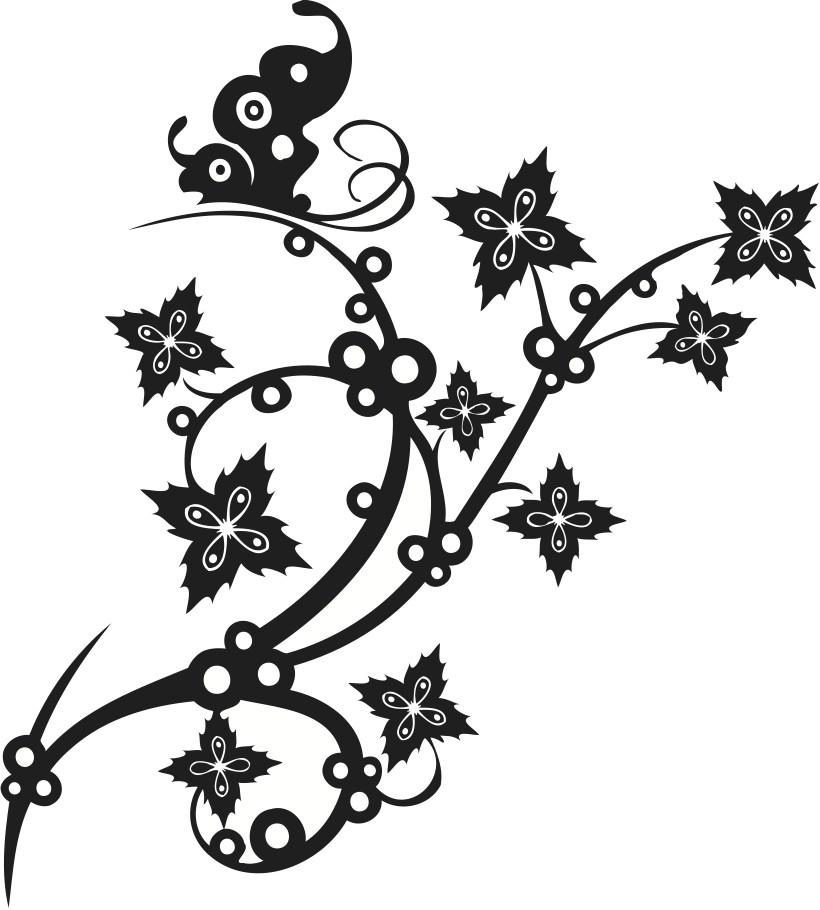flower vines free rose tattoo designs - tattoomagz