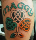 Shamrock John Cools Bodyart Tattoo Photos